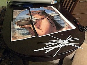 Как распечатать картинку на обычном принтере. Ярмарка Мастеров - ручная работа, handmade.