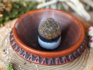 Новая партия дымных благовоний Травы Ведуньи получилась волшебной!. Ярмарка Мастеров - ручная работа, handmade.