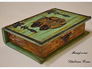 """""""Книга-дверь"""". Имитация чугуна и ржавчины. Ярмарка Мастеров - ручная работа, handmade."""
