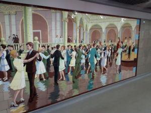 Мозаичное панно в подземных переходах —  изюминка Ростова-на-Дону. Ярмарка Мастеров - ручная работа, handmade.
