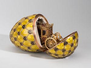 Самые дорогие пасхальные яйца в мире, созданные великим Фаберже и другими умелыми ювелирами. Ярмарка Мастеров - ручная работа, handmade.