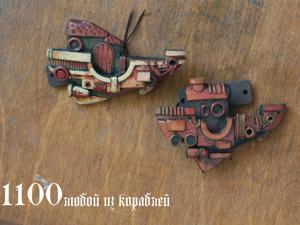 Распродажа украшений стимпанк от BiooArt. Ярмарка Мастеров - ручная работа, handmade.