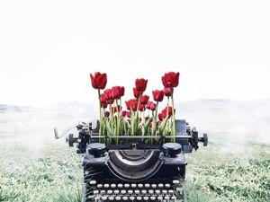 О цветочных копиях. Ярмарка Мастеров - ручная работа, handmade.