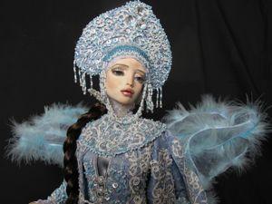 Куклы из русских сказок. Ярмарка Мастеров - ручная работа, handmade.