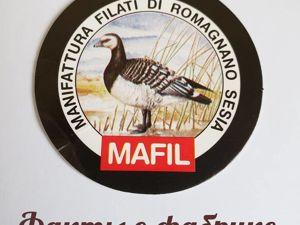 О фабрике Mafil. Ярмарка Мастеров - ручная работа, handmade.