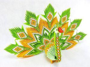 Модульное оригами Петра Соколовского. Ярмарка Мастеров - ручная работа, handmade.