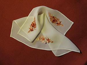 История носового платка. Ярмарка Мастеров - ручная работа, handmade.
