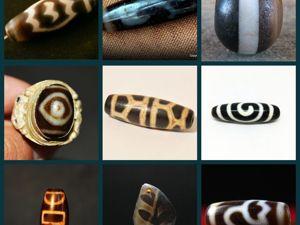 Другие символы бусин Дзи. Часть 1. Ярмарка Мастеров - ручная работа, handmade.