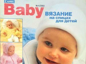 Сабрина Baby, вязние на спицах для детей. Фото моделей. Ярмарка Мастеров - ручная работа, handmade.