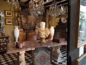 Блошиный рынок Saint-Ouen в Париже. Ярмарка Мастеров - ручная работа, handmade.