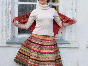 Как сшить юбку своими руками: 10 мастер-классов + БОНУС по моделированию. Ярмарка Мастеров - ручная работа, handmade.
