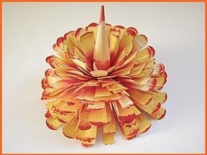 Создаем необычный квиллинг-цветок. Ярмарка Мастеров - ручная работа, handmade.