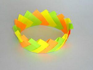 Видеоурок: мастерим корону из бумаги. Ярмарка Мастеров - ручная работа, handmade.