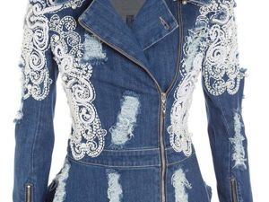 Creative Ideas of Classic and Original Denim Jackets. Livemaster - handmade
