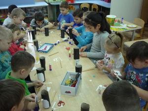 Мастерим с детьми пингвинов-путешественников на льдине. Ярмарка Мастеров - ручная работа, handmade.
