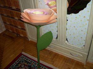 Делаем большую ростовую розу своими руками. Ярмарка Мастеров - ручная работа, handmade.