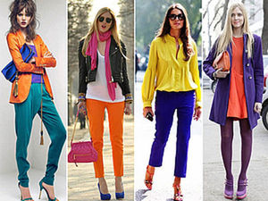Color Block: The Art of Being Bright. Livemaster - hecho a mano - handmade.