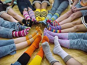 24 октября — День любви к теплым (вязаным) носкам!. Ярмарка Мастеров - ручная работа, handmade.