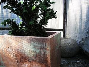 Декорирование деревянного короба: фактура и поталь. Ярмарка Мастеров - ручная работа, handmade.