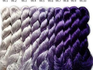 Поступление шёлковых ниток для вышивки!. Ярмарка Мастеров - ручная работа, handmade.