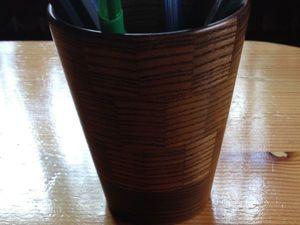 Изготавливаем стакан для карандашей и косметики. Ярмарка Мастеров - ручная работа, handmade.