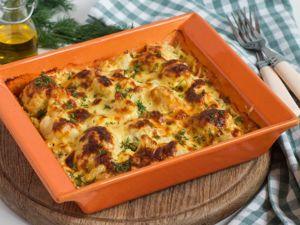 Быстрый ужин — цветная капуста с сыром. Ярмарка Мастеров - ручная работа, handmade.