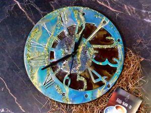 Переделываем часы из Fix Price. Ярмарка Мастеров - ручная работа, handmade.