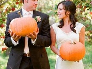 A Wedding with a Touch of Pumpkinness, or Original Ideas for an Autumn Celebration. Livemaster - handmade