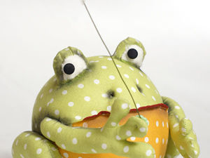 Анонс. Лягушки скоро. Ярмарка Мастеров - ручная работа, handmade.