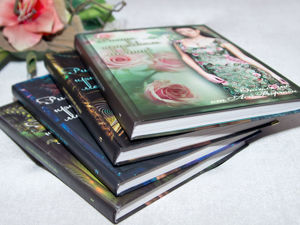 Комплект из 4 ех книг  «Рисую кружевом мечту». Ярмарка Мастеров - ручная работа, handmade.