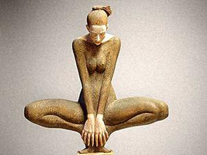 Формула воды: живые фонтаны скульптора Малгожаты Ходаковской. Ярмарка Мастеров - ручная работа, handmade.