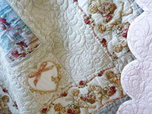 Мастер-класс по пошиву детского одеяла с вышивкой. Часть 1. Ярмарка Мастеров - ручная работа, handmade.