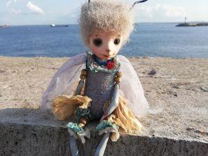 Куклы из серии Букашки. Ярмарка Мастеров - ручная работа, handmade.
