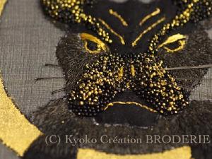 Символы года в вышитых работах Kyoko Creation Broderie. Ярмарка Мастеров - ручная работа, handmade.