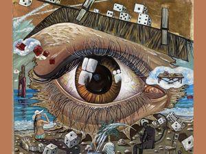 «Всевидящее око». Ярмарка Мастеров - ручная работа, handmade.