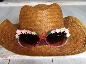 Скидки на солнцезащитные очки 20%. Ярмарка Мастеров - ручная работа, handmade.