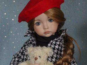 Мои новые куклы в фотографиях. Ярмарка Мастеров - ручная работа, handmade.