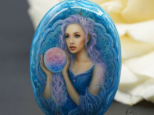 Кулон талисман  «Богиня Венера»  Афродита (видео). Ярмарка Мастеров - ручная работа, handmade.