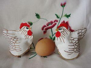 Оригинальный декор для яиц к светлому празднику Пасхи. Ярмарка Мастеров - ручная работа, handmade.