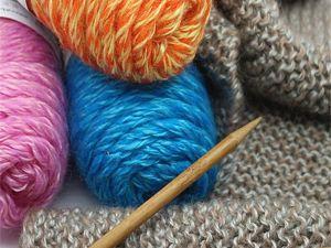 Какая пряжа лучше подойдёт для свитера. Ярмарка Мастеров - ручная работа, handmade.