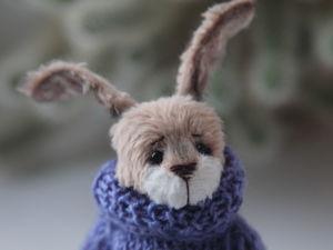 Новый заяц в моем магазине!. Ярмарка Мастеров - ручная работа, handmade.