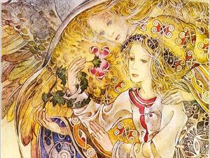 Чудесное творчество немецкой художницы Sulamith Wulfing. Ярмарка Мастеров - ручная работа, handmade.