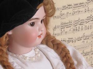 Акция одного дня! Цена антикварной куклы 18500 руб.! Срочно!. Ярмарка Мастеров - ручная работа, handmade.