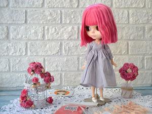 Моя вторая куколка ТБЛ с Али. Ярмарка Мастеров - ручная работа, handmade.