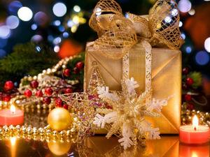 Новогодний подарок для прекрасных волшебниц!!!. Ярмарка Мастеров - ручная работа, handmade.