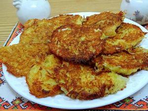 Проверенный рецепт украинских дерунов. Ярмарка Мастеров - ручная работа, handmade.
