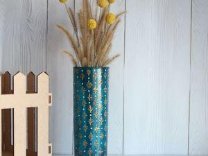 Новая ваза уже в магазине!. Ярмарка Мастеров - ручная работа, handmade.