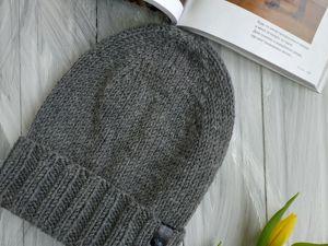 -15% на шапки  «Бини». Ярмарка Мастеров - ручная работа, handmade.