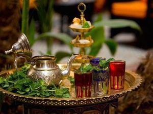 Воскресное чаепитие /  «Синий мажорель». Ярмарка Мастеров - ручная работа, handmade.