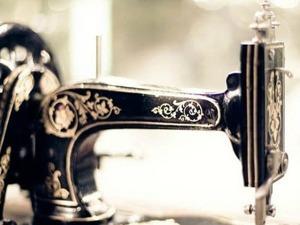 Швейная тематика: путешествие сквозь время. Ярмарка Мастеров - ручная работа, handmade.